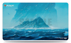 Magic the Gathering Unstable Playmat - Island (#86711)