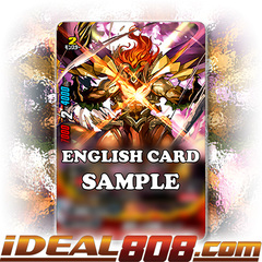 Awakened as Thunder Emperor, Batzz [X-CBT-A/0002EN RRR (FOIL)] English