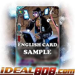 Demon Lord's Deputy, Vineah [X-CBT-A/0045EN C Foil (FOIL)] English