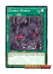 Zombie World - SR07-EN025 - Common - 1st Edition