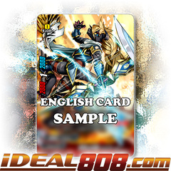 Thunder Emperor's Descendant, X Jr. [X-CBT-A/0068EN Secret (FOIL)] English