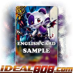 CHAOS Chibi Panda [X-CBT-B/0039EN C Foil (FOIL)] English