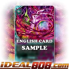 Ultimate Great Spell, World Pandemic! [X-CBT-B/0073EN Secret (FOIL)] English