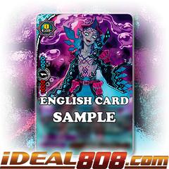 Death Plague Caster, Varicellur [X-CBT-B/0080EN Secret (FOIL)] English