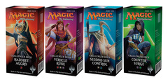 Challenger Decks 2018 Deck  Set (4 Decks)