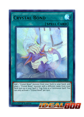 Crystal Bond - LED2-EN039 - Ultra Rare - 1st Edition