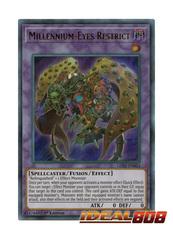 Millennium-Eyes Restrict - LED2-EN003 - Ultra Rare - 1st Edition