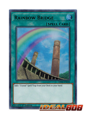 Rainbow Bridge - LED2-EN038 - Ultra Rare - 1st Edition