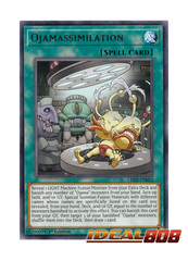 Ojamassimilation - LED2-EN022 - Rare - 1st Edition