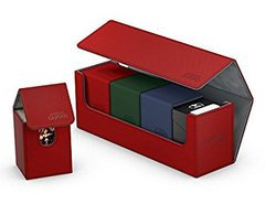 Arkhive™ Deck Case 400+ by UltimateGuard - Red