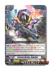 Extreme Battler, Gunzdon - G-EB03/027EN - R
