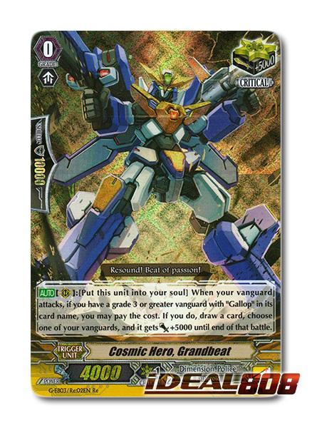 G-EB03//S02EN SP Cardfight Vanguard Card Golshachi Extreme Battler