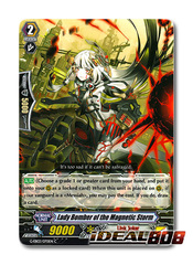 Lady Bomber of the Magnetic Storm - G-EB03/070EN - C