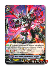 Star-vader, Vela Junior Dragon - G-EB03/071EN - C