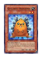 Quillbolt Hedgehog - 5DS2-EN013 - Common - Unlimited Edition