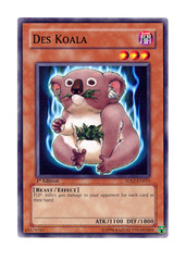 Des Koala - 5DS2-EN011 - Common - Unlimited Edition