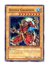 Gogiga Gagagigo - 5DS2-EN001 - Common - Unlimited Edition