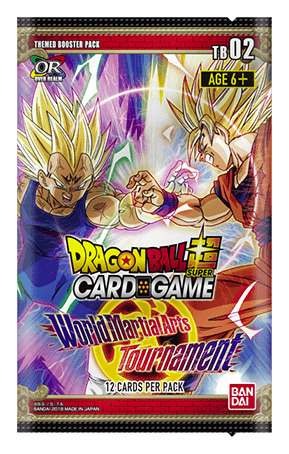 Dragonball Super Card Game Tournament Pack Vol.2