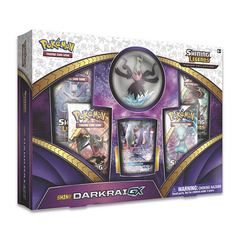 Shining Legends Darkrai GX Figure Collection Box