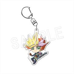 Yugioh Chugai Acrylic Key Chain Vol. 3 Playmaker [#013829]