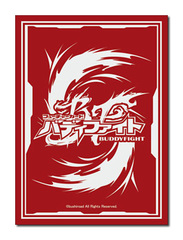 Future Card Buddyfight Collection Vol.39 [Logo in Red & White] Bushiroad Sleeves (55ct) [#732721]