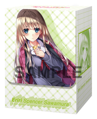 Saekano: How to Raise a Boring Girlfriend Eriri Spencer Sawamura Character Deck Box
