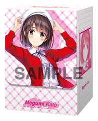 Saekano: How to Raise a Boring Girlfriend Kato Megumi A Character Deck Box