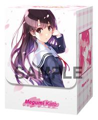 Saekano: How to Raise a Boring Girlfriend Kato Megumi B Character Deck Box