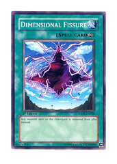 Dimensional Fissure - SDDE-EN028 - Common - Unlimited Edition