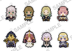 Fate/Apocrypha Kadokawa Petit 8-Bit Strap Collection ver.Black Box (Collect ALL 8) [#217373]