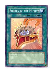 Burden of the Mighty - SDWS-EN019 - Common - Unlimited Edition