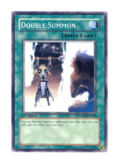 Double Summon - SDWS-EN028 - Common - Unlimited Edition