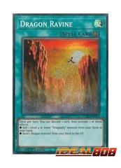 Dragon Ravine - LCKC-EN072 - Secret Rare - 1st Edition
