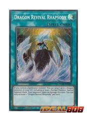 Dragon Revival Rhapsody - LCKC-EN109 - Secret Rare - 1st Edition