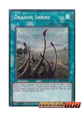 Dragon Shrine - LCKC-EN075 - Secret Rare - 1st Edition