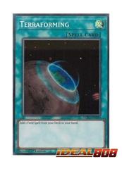Terraforming - LCKC-EN090 - Secret Rare - 1st Edition
