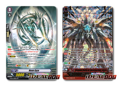 Dragon Deity of Destruction, Gyze // Neon Gyze - G-BT14/001EN - ZR