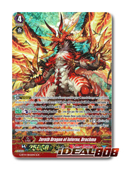 Zeroth Dragon of Inferno, Drachma - G-BT14/SR02EN - SCR
