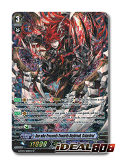 One who Proceeds Towards Daybreak, Scharhrot - G-BT14/S08EN - SP (Special Parallel)