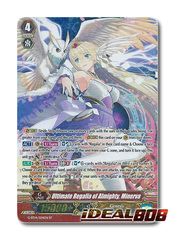 Ultimate Regalia of Almighty, Minerva - G-BT14/S04EN - SP (Special Parallel)