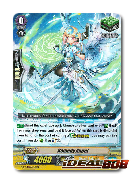 Remedy Angel - G-BT14/016EN - RR