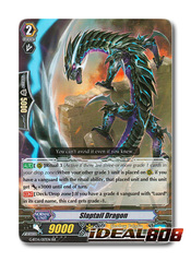 Slaptail Dragon - G-BT14/017EN - RR