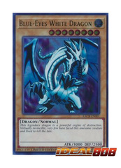 Blue-Eyes White Dragon - KACB-EN001 - Ultra Rare