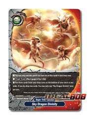 Sky Dragon Divinity [X-BT04A-SS03/0018EN R (FOIL)] English