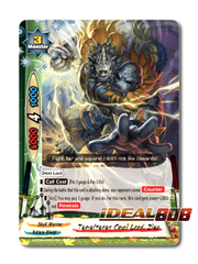 Tumultuous Omni Lord, Ziun [X-BT04A-SS03/0011EN RR (FOIL)] English