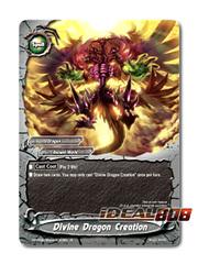 Divine Dragon Creation [X-BT04A-SS03/0027EN R (FOIL)] English