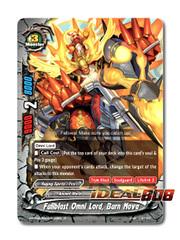 Fullblast Omni Lord, Burn Nova [X-BT04A-SS03/0026EN R (Glossy)] English