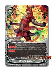 Wrath Trigger [X-BT04A-SS03/0028EN R (Glossy)] English