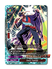 Dance! Asmodai [X-BT04A-SS03/0036EN C (FOIL)] English