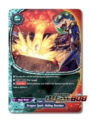 Dragon Spell, Hiding Bomber [X-BT04A-SS03/0034EN C (FOIL)] English